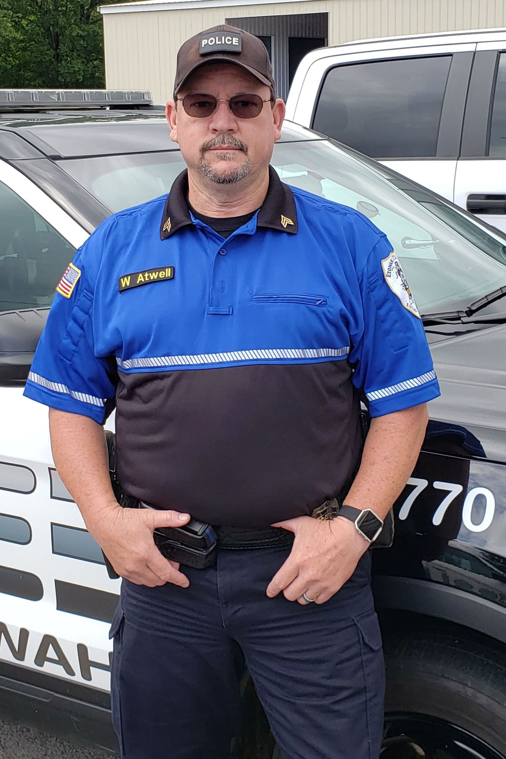 Sergeant Wes Atwell  over part-time